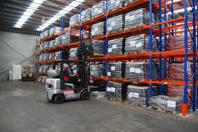 Second Hand Pallet Racking In Melbourne The Storage Centre