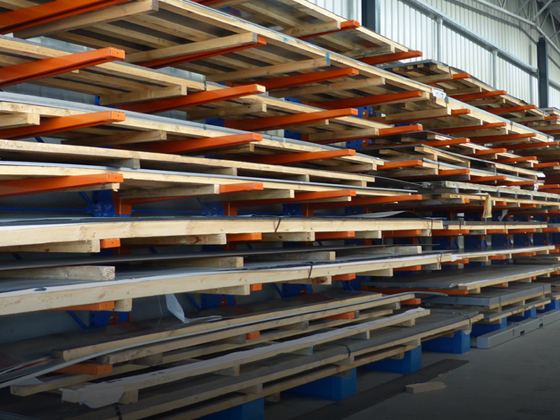Heavy Duty Cantilever Racks In Melbourne The Storage Centre
