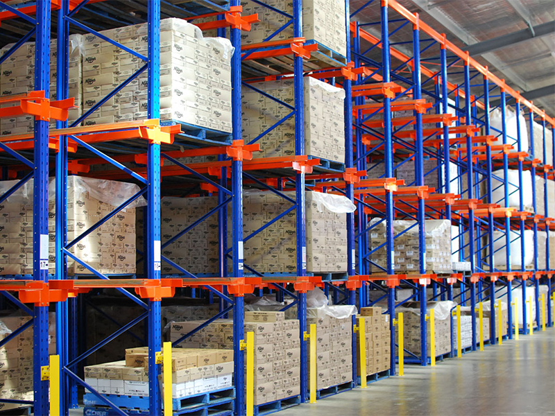 Competitively Priced Pallet Racking In Melbourne